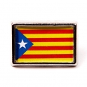 Pin estelada  rectangular 21x13 mm.
