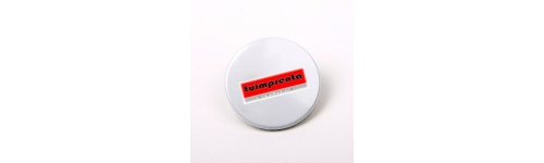 Chapas personalizables 38mm.