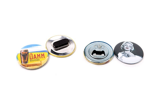 chapas personalizables 59mm.